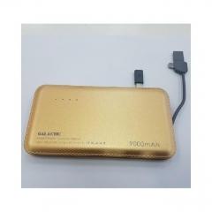 GALACTIC 9000 mAh – Power Bank - Gold gold 9000