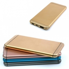 10000 MAH power Bank iPhone Design gold 10000