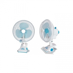 Table Clip Powerful cooler Fan White Normal