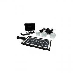 GDLITE GDLITE Solar Lighting System – Black black normal high