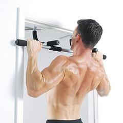 Iron Gym Bar(Door Gym) - Black black