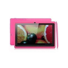 Kid Tablet-7 Inch -8GB-Wifi -Quad Core -Pink PINK Normal