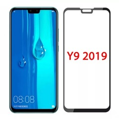 Protective Glass For Huawei Y9 2019 Tempered Glass Screen Protector white normal