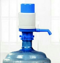 Hand Press Water Dispenser Manual Pump For Bottled Water