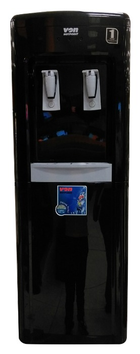 Von Hotpoint HWDZ2000B Water Dispenser Normal - Black