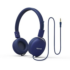 Promate Promate SOUL-Blue Over Ear Wired Headset blue