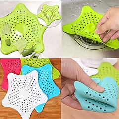 Sink Strainer Drainer pink,blue,green and clear normal