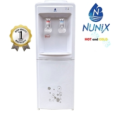 Hot and Cold Water Dispenser white