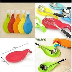 Silicon Spoon Rest multicoloured normal