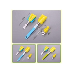 Bottle Cleaning Kit- Keeps Bottles Clean multicolour normal