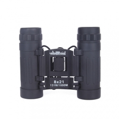 Portable LLL Night Vision Goggles Red Membrane Binoculars Outdoor Travel Armed Handheld Telescope Black