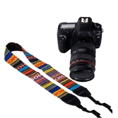 Unique Design SLR DSLR Digital Camera Neck Strap Belt Such as images