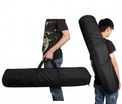 Waterproof Shockproof Tripod Bag Umbrella Stand Lamp Microphone Holder Tripod Bag Portable Backpack Black