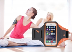 Adjustable Portable Flexible Saturn Colors Arm Bags for Biking/Running/Cycling/Climing Gary 43*7.2cm