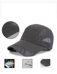 Hot Men Women Adjustable Golf Hip-hop Sports Hat Baseball Caps Sun Snapback Hat Black One size