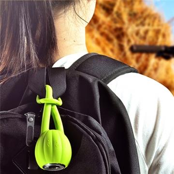 Portable Outdoor Sport Waterproof Wireless Mini Bluetooth Speaker Support TF Card Green