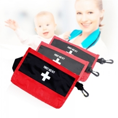 Outdoor Travel First Aid Kit Car First Aid Kit Bag Home Small Medical Box Emergency Survival Kit At Picture 13.2X21cm