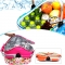 Waterproof BBQ Bag Lunch Bag Neoprene Thermal Bag for Lunch Boxes Picnic Cooler Bag BBQ Tools Pink