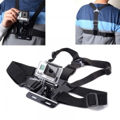 Adjustable Chest Mount Harness Chest Strap Belt for GoPro HD Hero Sport Camera At Picture