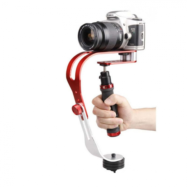 Mini Handheld Digital Camera Stabilizer Video Steadicam Mobile 5DII Motion DV Steadycam At Picture