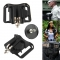 Loading Camera Photo Holster Waist Belt Buckle Button Straps Accessories Camera Belt Button At Picture