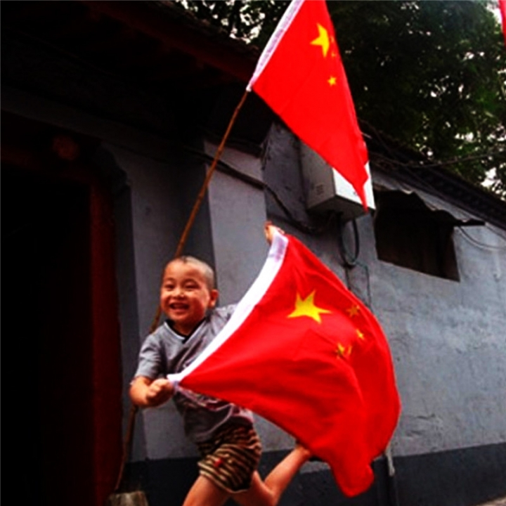Chinese Flag Hand Waving CHINA Flag Chinese National Flag Five-star Red Flag No 5:96*64