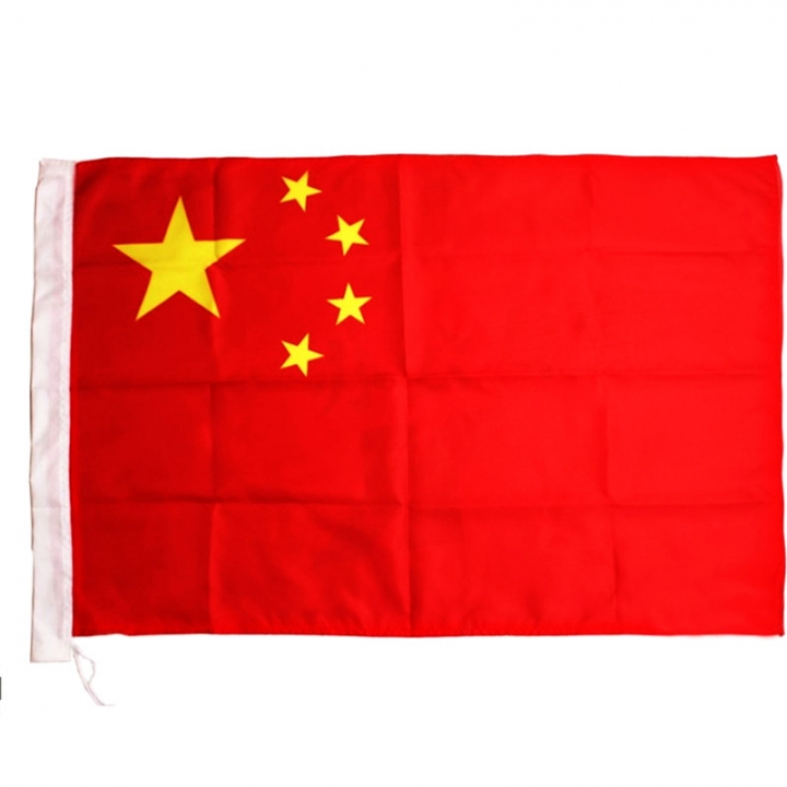 Chinese Flag Hand Waving CHINA Flag Chinese National Flag Five-star Red Flag NO 2:240*160