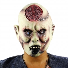 Halloween Horror Masks Adult Costume Horror Latex Party Scary Mask Cosplay Prop Fancy Dress Decor At picture Free size