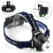 Led Headlight Headlight Zoom Waterproof 18650 Rechargeable Battery Camping Led Head Light Hunting At Picture for Outdoor
