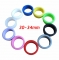 Multicolour Bicycle Silicone Seat Tube Seatpost Rod Handlebar Waterproof Cover Ring Boots Protector Color Random