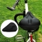 Bicycle Cycling Saddle Cover Bike Cushion Cover Comfortable Pad Seat Black