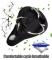 MTB Cycling Mat Bicycle Saddle Pad Bicycle Soft Seat Case Silica Gel Cushion Bike Black Seat Cover Black