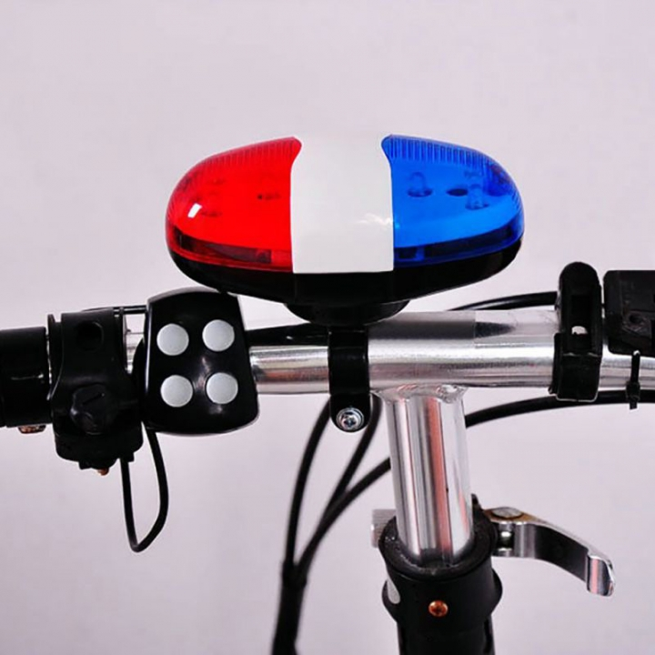 Bicycle Cycling Horns Bells Electronic Ring Safety Warning Handlebar Alarm Timbre Bicicleta At Picture
