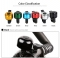 Loud Sound Bicycle Bell Handlebar Safety Metal Ring Environmental Bike Cycling Horn Silver