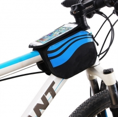 Bicycle Saddle Bag Blue
