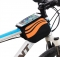 Bicycle Saddle Bag Orange