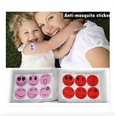 Mosquito Repellent Patch Drive Midge Mosquito Killer Cartoon Anti Mosquito Repeller Sticker Color Random