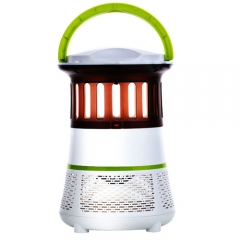 Mosquito Lamp with No Radiation Mute Pregnant The Infant Child Mosquito Killer Mosquito Traps Green
