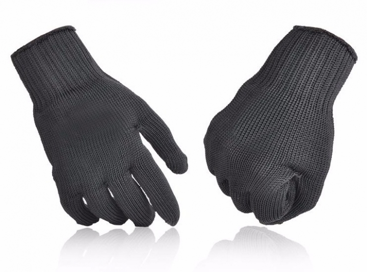 Anti-cut Outdoor Gloves Cut Resistant Protective Knife Anti-cutting Hand Protection Mesh Gloves At Picture