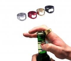 Creative Ring Shape Opener Bar Beer Tool Fashion Individual  Cool Bottle Opener Gold