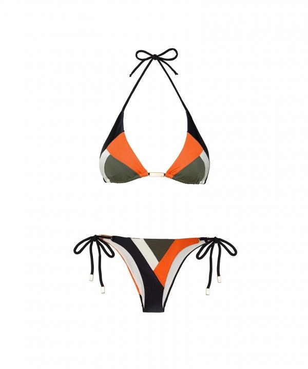 Bikini Set Women Sexy Swimsuit  Summer   Female Sexy Bench Swimsuit Bathing Suit Push Up Biquini 8#-M S-M-L