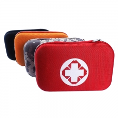 Ourdoor Mini Compact First Aid Kit Medical Emergency Bag for Home Travel Sport Wilderness Survival Random Color