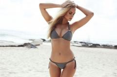 Female Swimsuit Sexy bikini Ladies Swimwear Top Beach Wear Bathing Suits Maillot De Bain gray-s for swim
