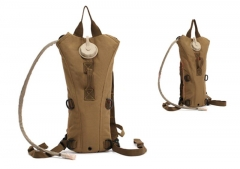 3L Water Bag Military Tactical Water Backpack Outdoor  Camping Hiking Trekking Cycling Khaki 3L
