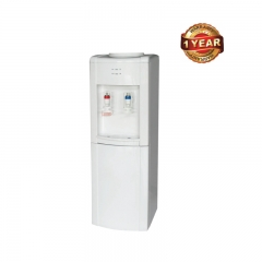 Ramtons  Free Standing Water Dispenser with Hot & Normal Taps (RM/429) - White
