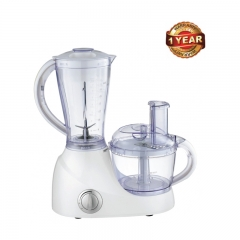 Ramtons (RM/348) Multifunction Duo Food Processor Blender - White