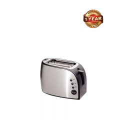 Ramtons (RM/258) Stainless Steel Pop-up Toaster - Silver