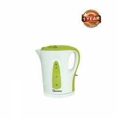 Ramtons (RM/349) Electric Cordless Kettle Green and White