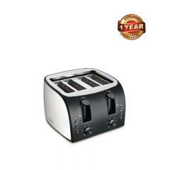Ramtons (RM/195 ) 4-Slice Stainless Steel Pop-up Toaster