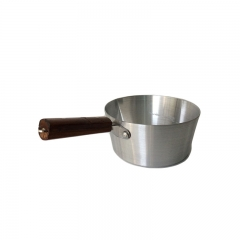 Durable high quality  sauce/stew pan Aluminium 19cm